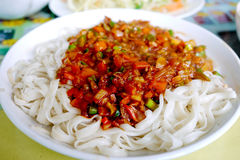 Chinese Noodles stock images