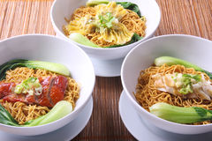 Chinese noodles Royalty Free Stock Photos