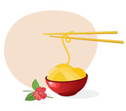 Free Chinese Noodles Stock Photography - 22088342