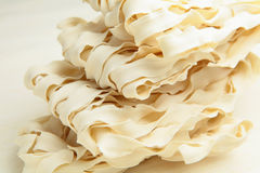 Chinese noodles Stock Image