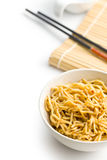 Chinese noodles Stock Photo