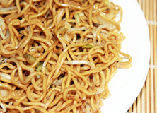 Chinese Noodles Dish Stock Photos
