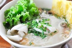 Free Chinese Noodles Or Fish Noodles Royalty Free Stock Images - 154418309