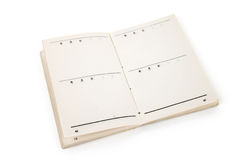 Chinese Notebook Stock Images