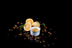 Chinese official food fruit series royalty free stock photo
