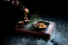 Chinese official food Haggis. Official from China's food series Royalty Free Stock Photo