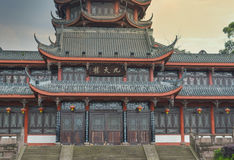 Chinese old architecture Royalty Free Stock Image