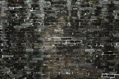 Chinese old bricks wall Royalty Free Stock Photos