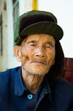 Chinese old man Royalty Free Stock Images
