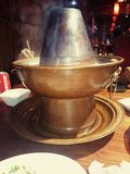 Chinese Old Style Hotpot Royalty Free Stock Images