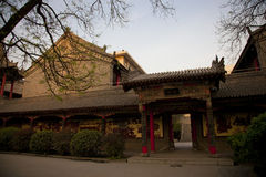 Chinese Old style House Royalty Free Stock Photography