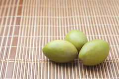 Chinese olives Stock Images