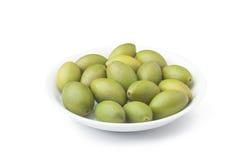 Chinese olives Royalty Free Stock Photo