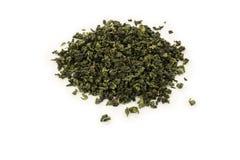 Chinese Oolong-(geïsoleerde) thee Stock Afbeelding