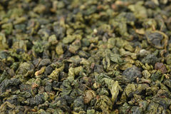 Chinese oolong tea background Stock Photos
