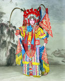 Chinese Opera Royalty Free Stock Photo