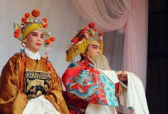 Chinese opera Stock Photo
