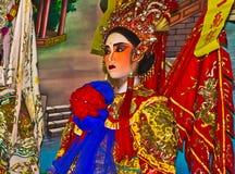 Chinese opera Stock Foto