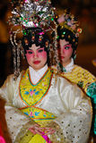 Chinese Opera Royalty Free Stock Photos