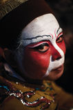 Chinese opera. Culture of the Chinese people Stock Images