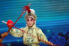 Chinese opera Stock Afbeeldingen