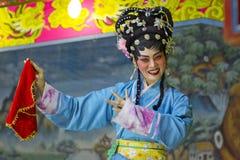 Chinese opera Stock Afbeelding