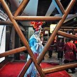 Chinese Opera. festive. Stock Photography