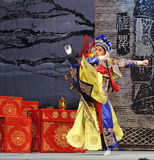Chinese opera actor Stock Photography
