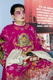 Chinese opera - actor royalty free stock image