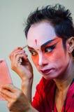 Chinese opera actress Stock Photos
