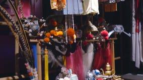 Chinese Opera Costume stock video