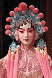 Chinese opera dummy Royalty Free Stock Photo