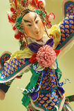 Chinese opera dummy Stock Photography