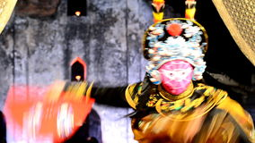 Chinese Opera stock video