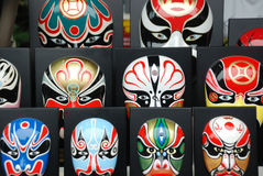 Chinese opera mask Stock Photography