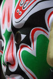 Chinese opera mask Stock Images
