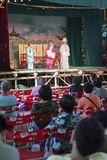 Chinese Opera oin Hong Kong, China Stock Fotografie
