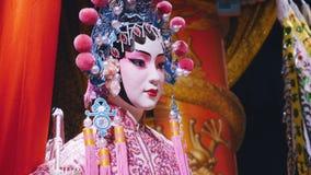 Chinese Opera. stock footage