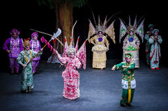 Chinese Opera Stock Images