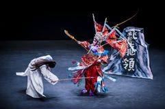 Chinese Opera Royalty Free Stock Photo