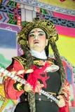 Chinese Operaprestaties royalty-vrije stock afbeeldingen
