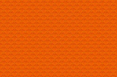 Chinese orange seamless pattern dragon fish scales simple seamless pattern Nature background with japanese wave circle pattern  Royalty Free Stock Image