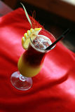 Chinese or oriental drink Stock Photography