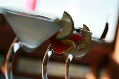 Chinese or oriental drinks Royalty Free Stock Photos