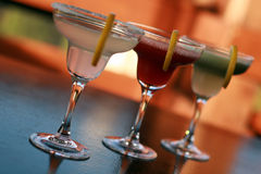 Chinese or oriental drinks Stock Photos