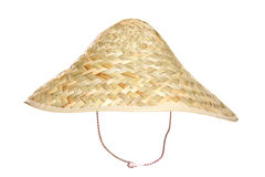 Chinese oriental hat Stock Images