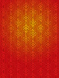 Chinese Oriental Pattern Background Royalty Free Stock Photo