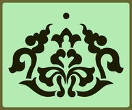 Chinese ornament. Beautiful vector illustration Stock Photography