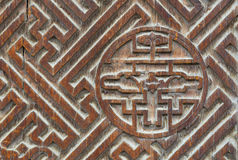 Chinese ornament Stock Image
