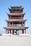 Chinese tower Stock Photo